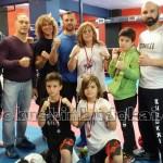 Πολλές πρωτιές της σχολής μας στους διασυλλογικούς αγώνες Kick boxing – Muai Tai Κεντρικής Ελλάδας
