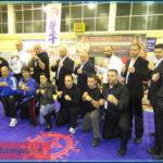Άκρως εντυπωσιακό το event με τους αγώνες επιλέκτων του Kyokushin Karate