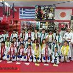 Προαγωγικές εξετάσεις ζωνών του Αθλητικού Συλλόγου «ΒUDO KARATE Μετεώρων»