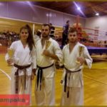 Θρίαμβος για δύο Καλαμπακιώτες αθλητές από τη σχολή του sensei Ιωάννη Παπαπούλιου, 3 dan, στο Πανελλήνιο Πρωτάθλημα KYOKUSHIN Fighting style της Ε.Ο.Α.