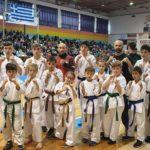 Πρωτιές για τους «μαχητές» της «Papapoulios Budokai Fighters» στο 4 Διεθνές Πρωτάθλημα  Kyokushin Karate Καβάλας