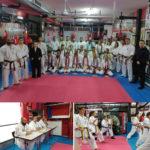 Με απόλυτη επιτυχία στέφτηκε η 2η εξεταστική έγχρωμων ζωνών των αθλητών της «Papapoulios Budokai Fighters»