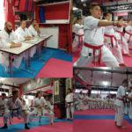 3 εξεταστική περίοδος έγχρωμων ζωνών από την «Papapoulios Budokai Fighters»