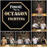 Πέντε αθλητές της Papapoulios Budokai Fighters στο 4 «Octagon Fighting»